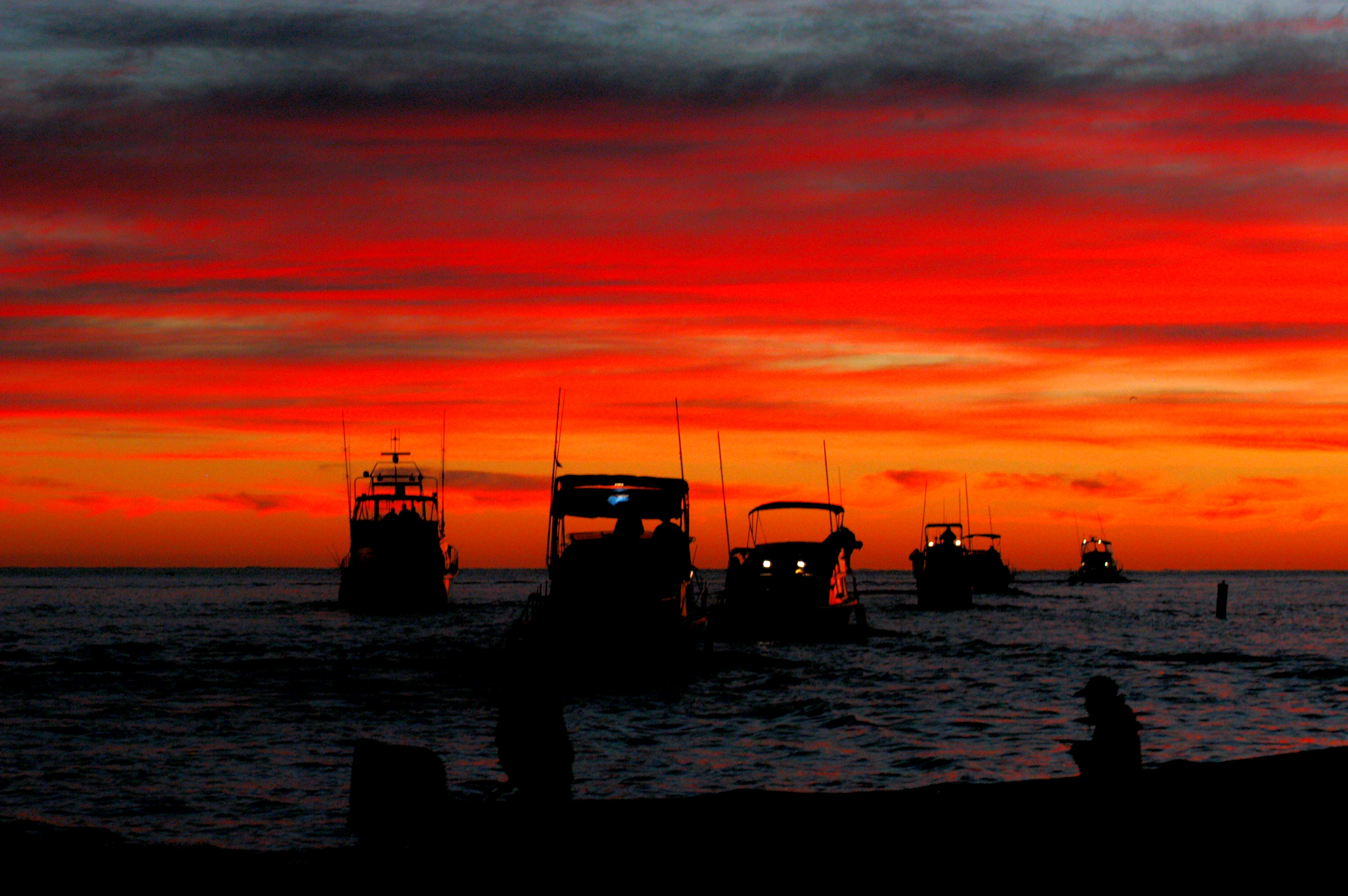 Cabo San Lucas Mexico Morning Fishing