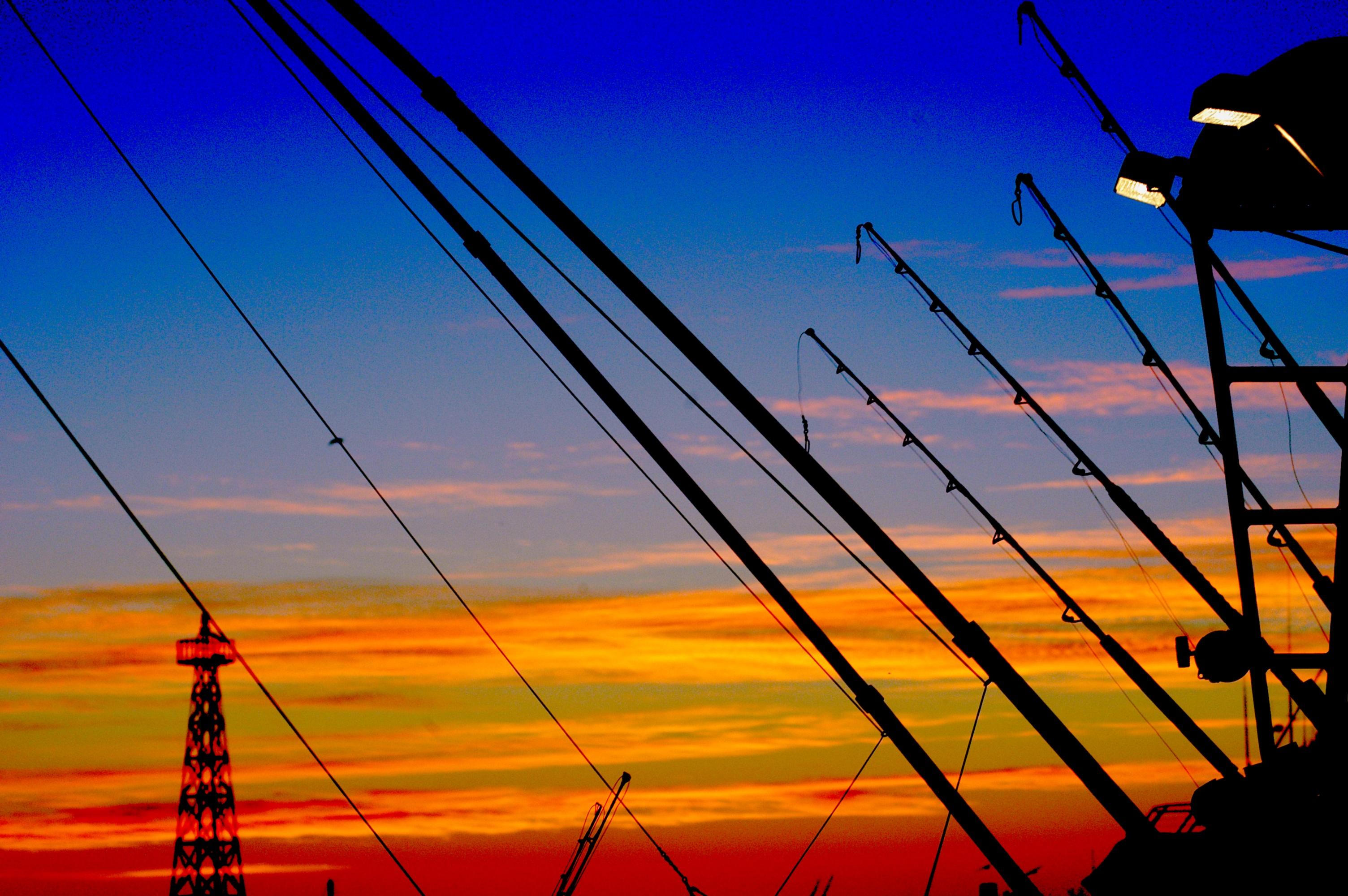 Cabo fishing poles